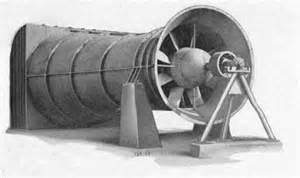 Coal mine fan