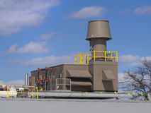 heating-cooling-ventilation-system-commercial-building-roof-31964484